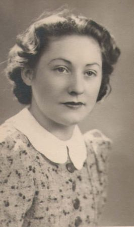 Edna about 1940